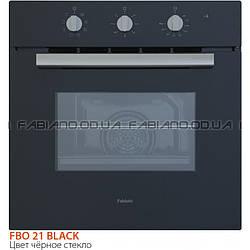 Электрическая духовка Fabiano FBO 21 Black