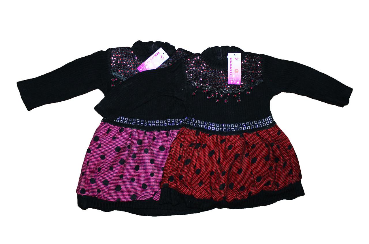 Плаття дитяче Трикотажне для дівчаток