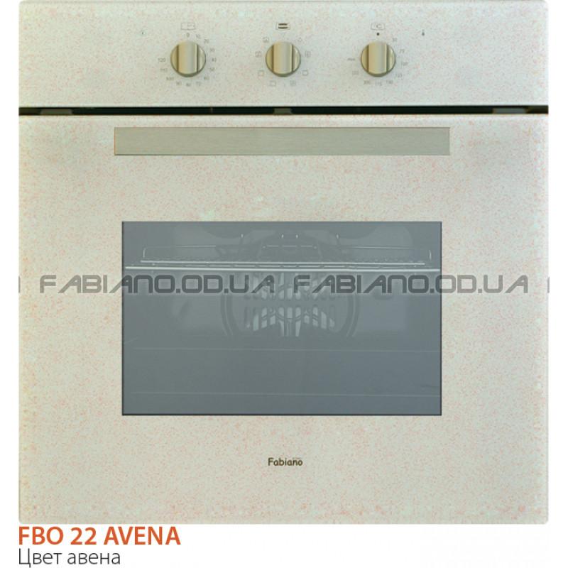 Электрическая духовка Fabiano FBO 22 Avena