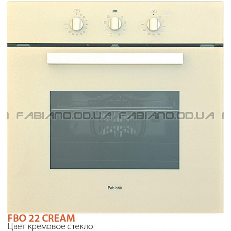 Электрическая духовка Fabiano FBO 22 Cream