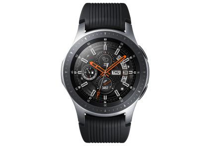 Смарт-часы Samsung Galaxy Watch 46mm Silver (SM-R800NZSASEK ... 3a72c9ec7fb5b