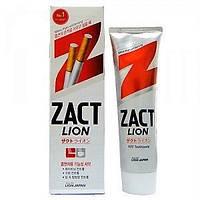 Отбеливающая зубная паста ZACT Lion