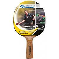 Ракетка для настольного тенниса Donic Persson 500, пробковая ручка
