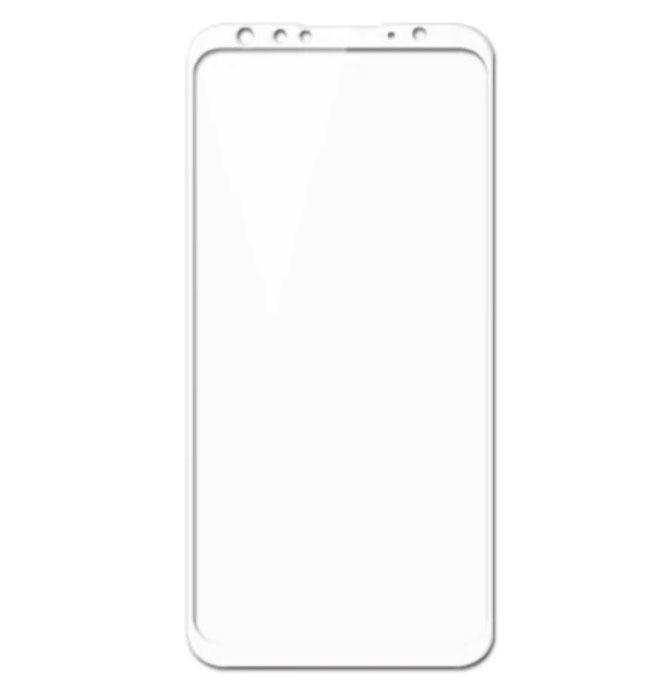 Full Cover захисне скло для Meizu 16 - White