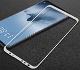 Full Cover захисне скло для Meizu 16 - White, фото 2