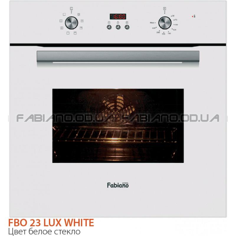 Электрическая духовка Fabiano FBO 23 Lux White