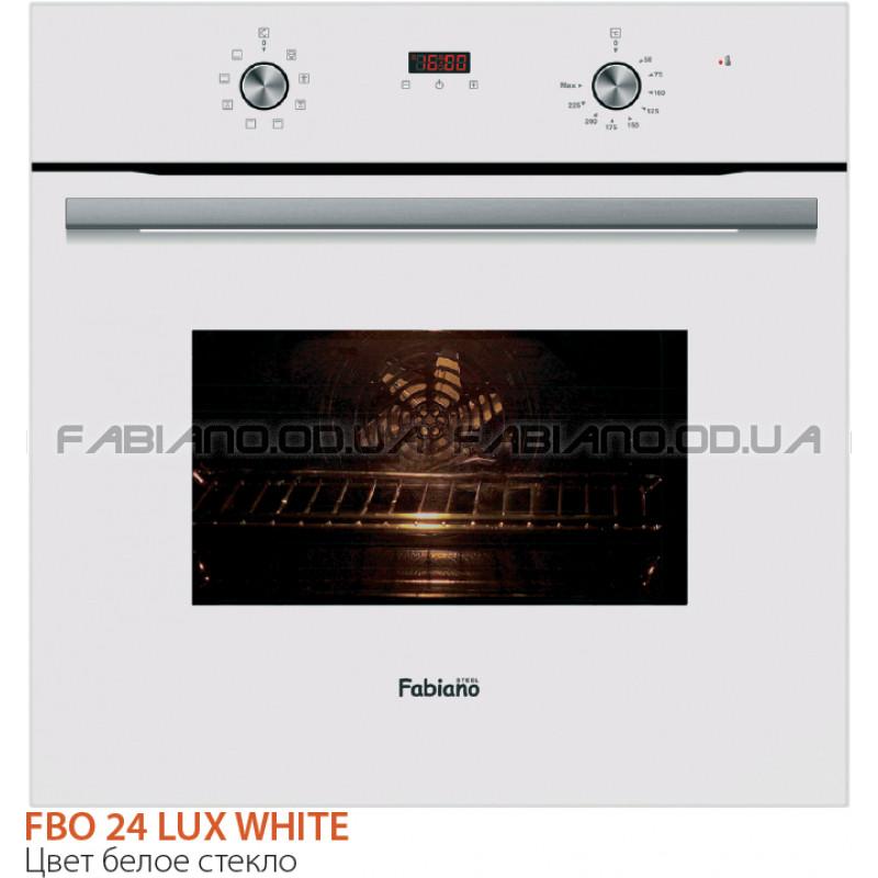 Электрическая духовка Fabiano FBO 24 Lux White