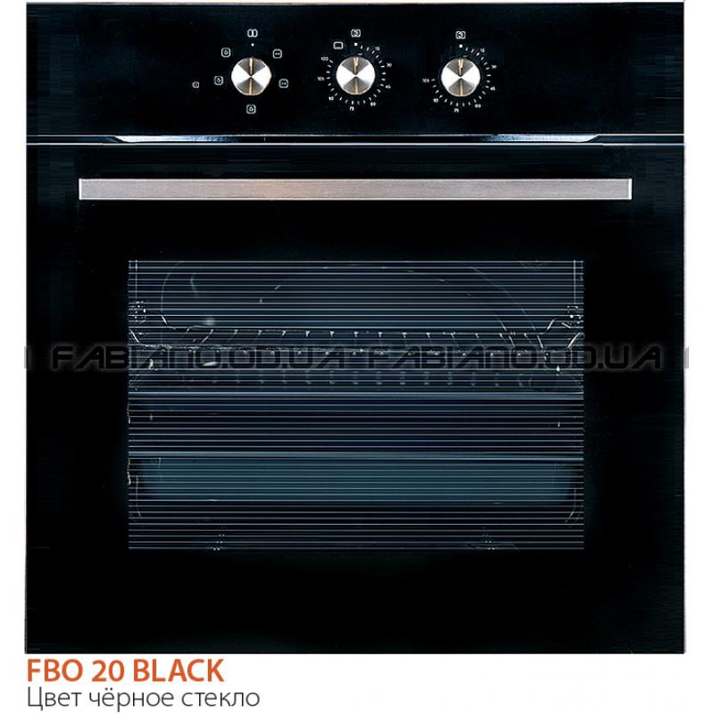 Электрическая духовка Fabiano FBO 20 Black