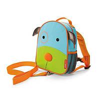 Рюкзак с ремешком безопасности Skip Hop Собака