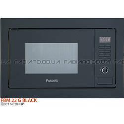 Микроволновая печь Fabiano FBM 22G Black