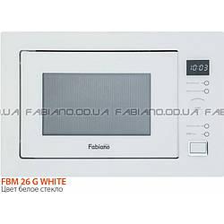 Микроволновая печь Fabiano FBM 26G White