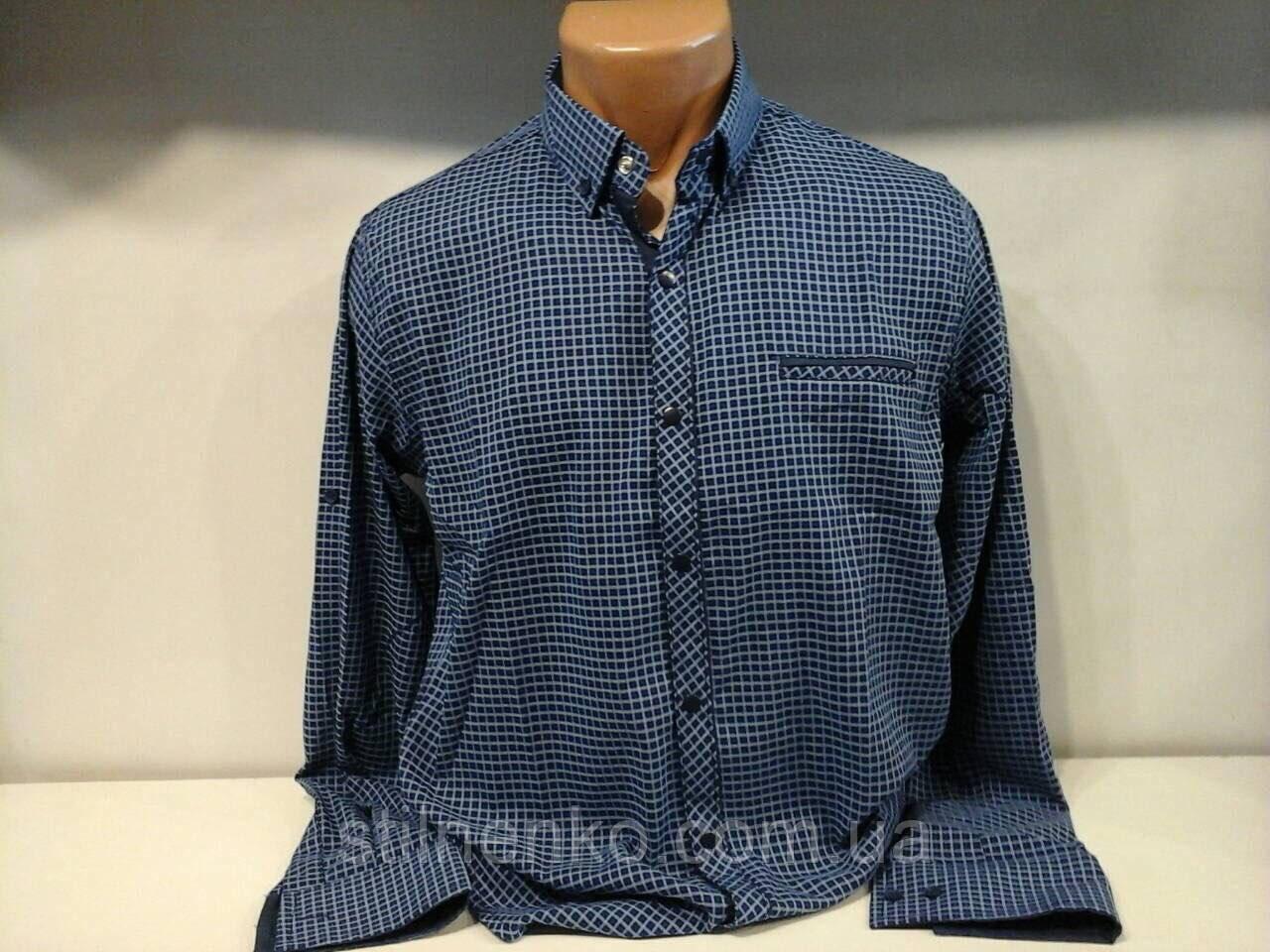 Рубашка  (на кнопке ) RCB RECOBAR