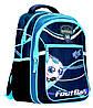 Рюкзак шкільний RAINBOW Football 38*28*18 см 15 л для хлопчиків (4820071015835)
