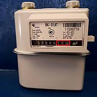Лічильник газу мембранний Elster BK-G1.6 Т (3/4 дюйма)