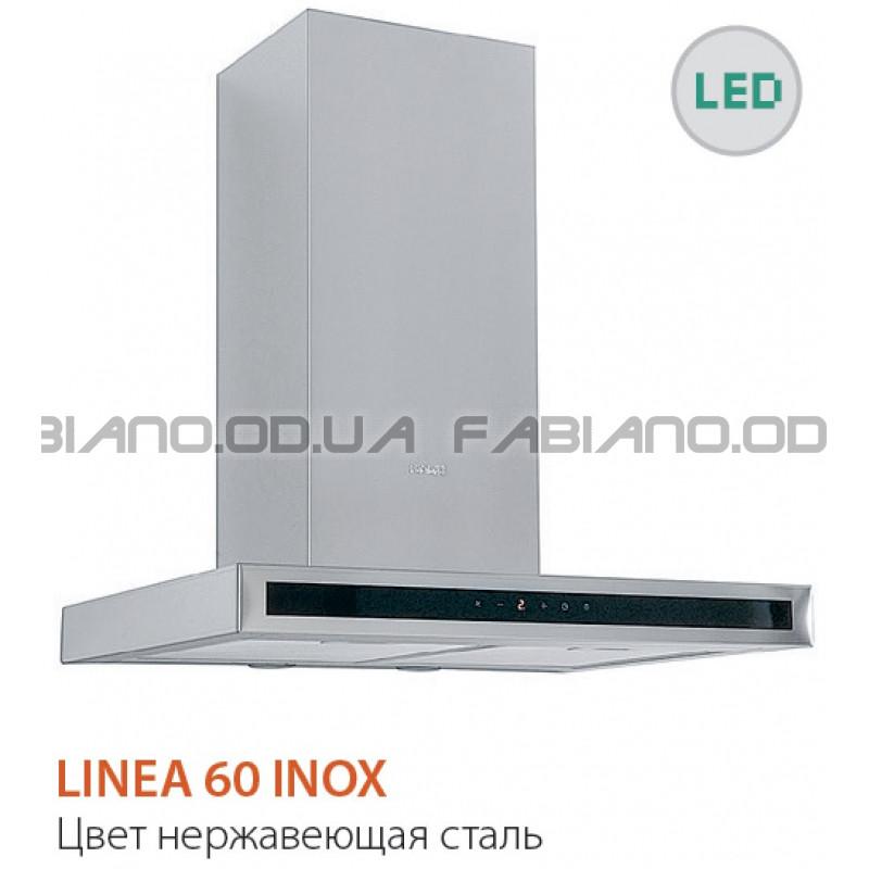 Декоративная вытяжка Fabiano Linea 60 Inox