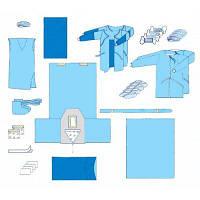 Комплект одежды и покрытий операционных для гинекологических операций №13 Славна 1130313
