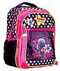 Рюкзак школьный RAINBOW Bear 38*28*18 см 15 л для девочек (4820071015781)