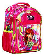 Рюкзак школьный RAINBOW Girl 38*28*18 см 15 л для девочек (4820071015774), фото 1
