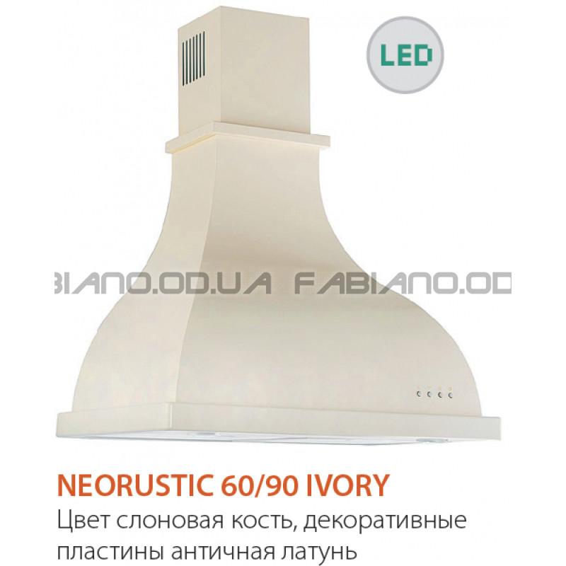 Купольная ретро вытяжка Fabiano NeoRustic 90 Ivory