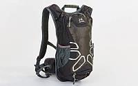 Рюкзак спортивный с жесткой спинкой GA-1351 (черный)