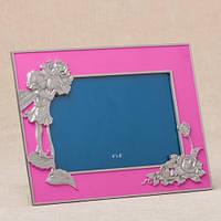 Angel Gifts Фоторамка «Ангелок в цветах» 20*15 см