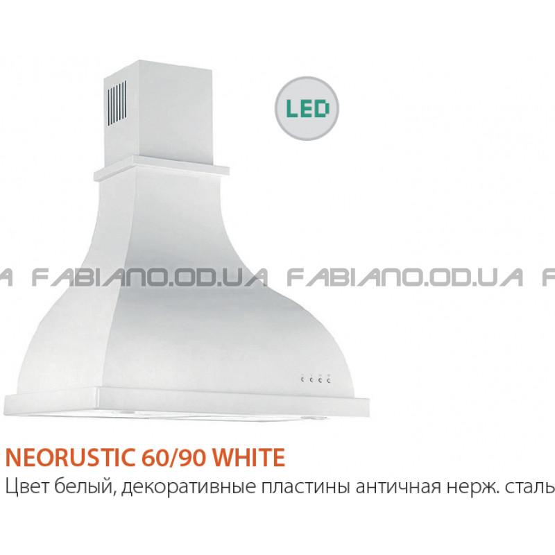 Купольная ретро вытяжка Fabiano NeoRustic 60 White