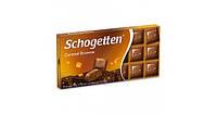 Шоколадка Schogetten Caramel Brownie 100 g