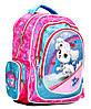 Рюкзак шкільний Class Dog 38*28*18 см 15 л для дівчаток (8591662982800)