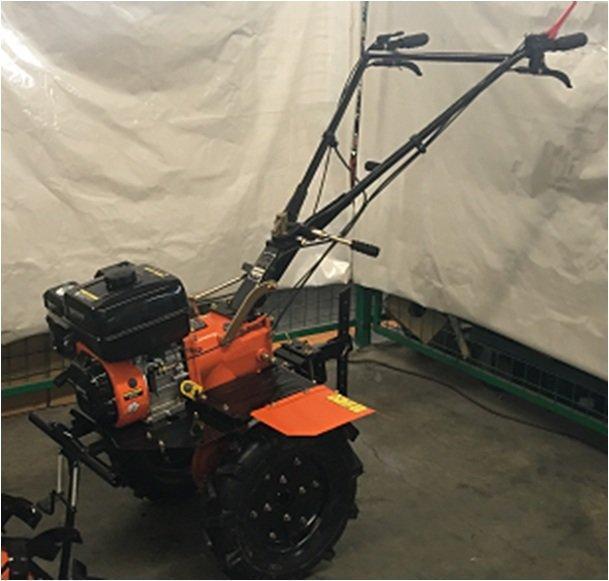 """Бензиновый мотоблок Forte 1050G Orange (колесо 10"""")"""