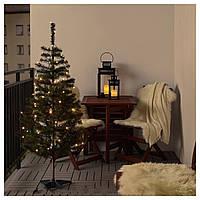Искусственная елка премиум 150 см. на подставке