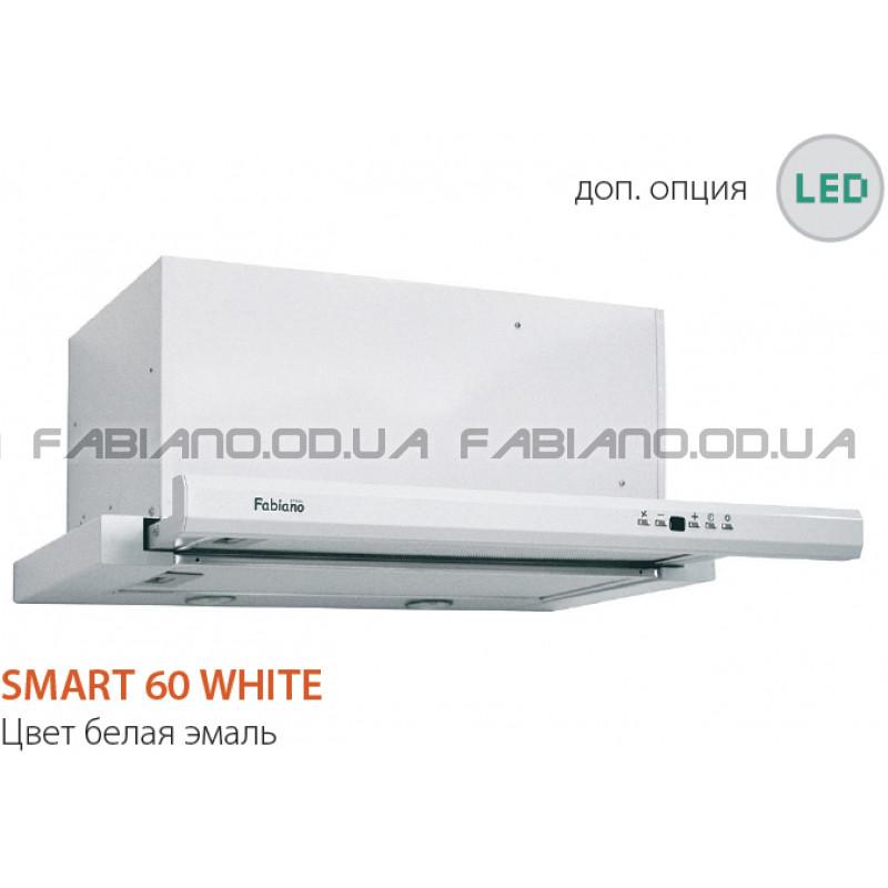 Встраиваемая вытяжка Fabiano Smart 60 White