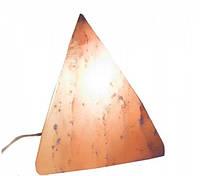 """Соляная лампа """"Пирамида""""  3кг."""