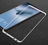 Full Cover защитное стекло для Meizu 16 Plus - White, фото 2