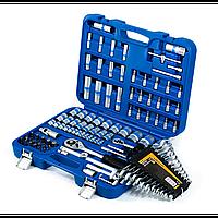 Профессиональный набор инструментов 94 ед. King Roy 7378 (094MDA-6) + набор ключей 12 ед. Miol 51-710