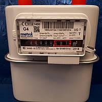 Счетчик газа мембранный Метрикс G 4 T metrix(3/4дюйма), фото 1