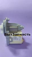 Насос (помпа) для стиральных машин Askoll (Аскол) M114 / M239 3 защелки, клемы сзади раздельно