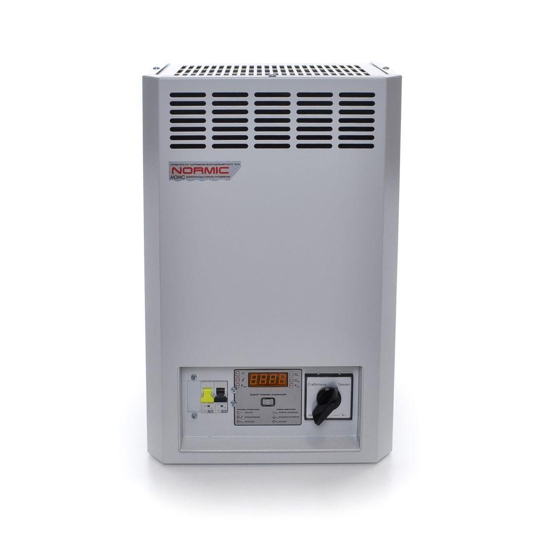 Стабилизатор напряжения HOHC-9 кВт. NORMIC симисторный