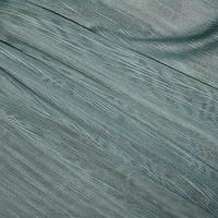 Лён тюль морская волна