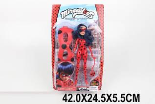 Кукла Леди Баг с маской