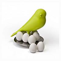 Набор магнитов Magnetic Egg Sparrow Qualy (зеленый)