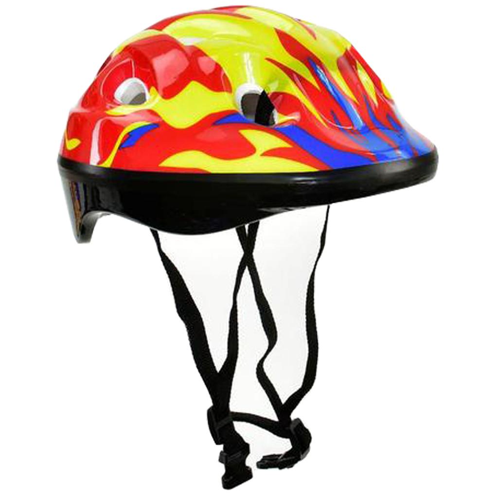 Детский защитный шлем F 22251 Красный  64674T-2