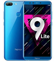 "Смартфон Huawei Honor 9 Lite 3/32 Blue, 13+2/13+2Мп, 5.65"" IPS FHD+, 2sim, 4G, 3000мАh, Kirin 659, 8 ядер, фото 1"