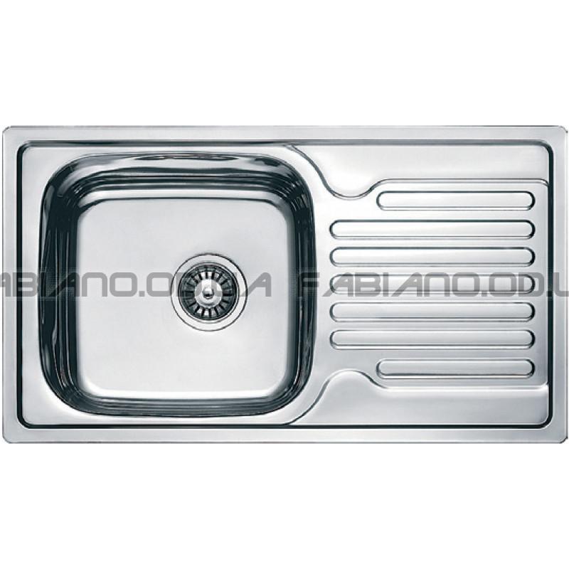 Мойка Fabiano 78x43 Microdecor