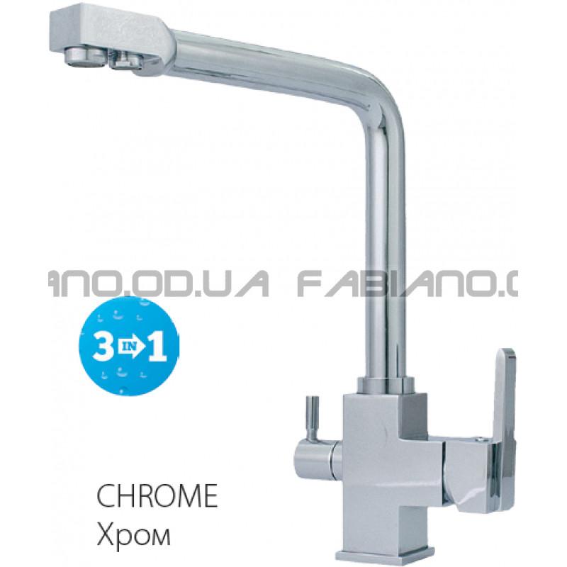 Смеситель Fabiano FKM 31 Chrome