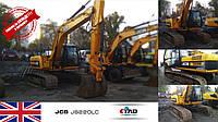 Самый популярный экскаватор в Украине - JCB JS 220 LC уже на складе в КИЕВЕ!