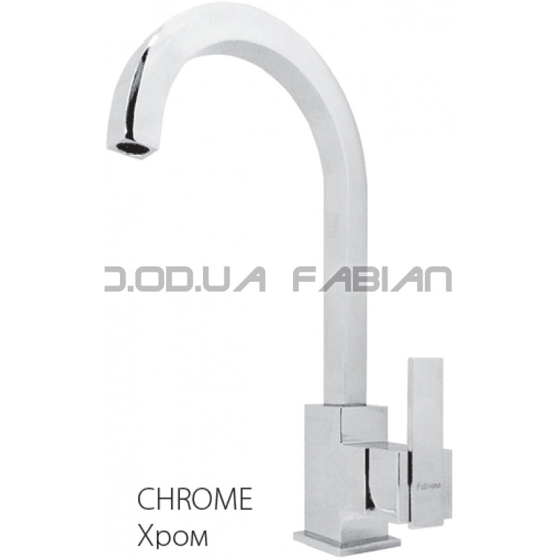 Смеситель Fabiano FKM 40 Chrome