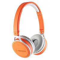 Bluetooth наушники Esperanza EH160O Оранжевые (gr006099)