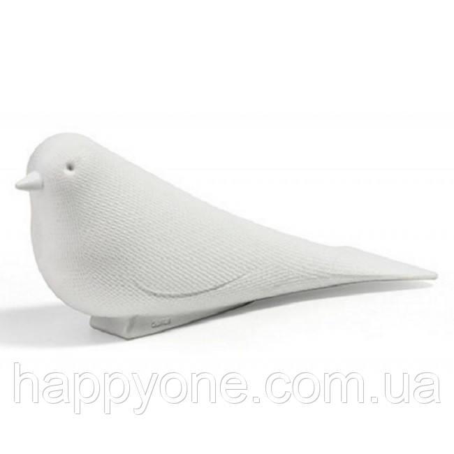 Стоппер для двери Dove Qualy (белый)