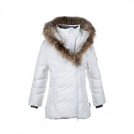 Зимняя пуховая куртка 8-16 лет рост 128-164 ROYAL ТМ HUPPA 12480055-00020 подростковая