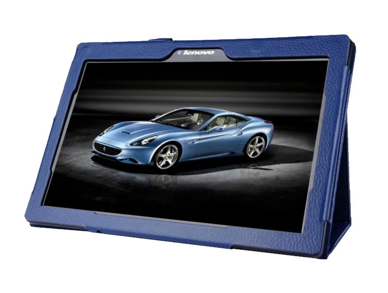 "Чохол для Lenovo Tab 2 A10-70 10.1"" Case Dark Blue"